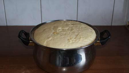 Приготовление пасхи 3