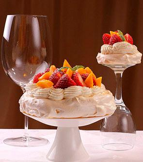 Вкусный десерт на Новый год
