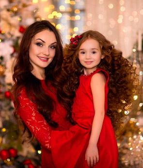 Новогодний подарок дочке